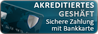Akreditiertest Geshäft